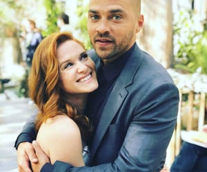 jesse williams and japril image