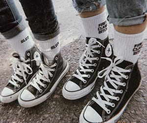 all star, alternative, and converse image