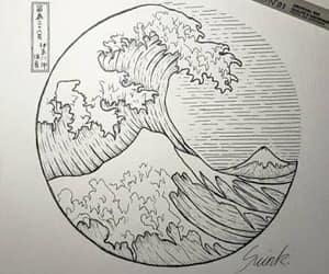 japan and sketchbook image