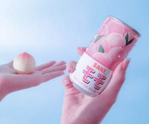 peach, pink, and pastel image