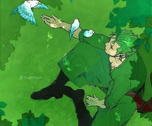 one piece, zoro, and roronoa zoro image