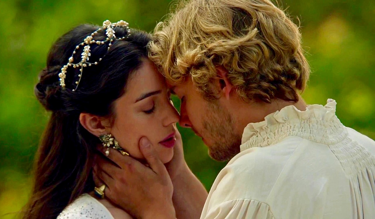 amour, reign, and frary image
