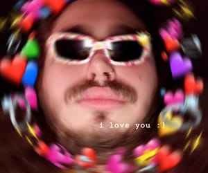 love and post malone image
