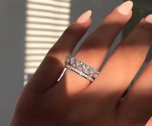 diamonds, bride, and fashion image
