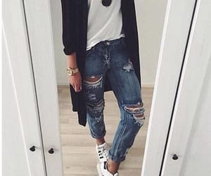 fashion, style, and outfits image