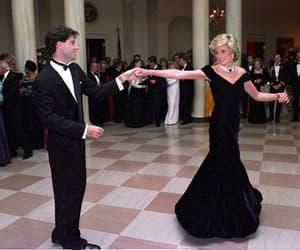 John Travolta, princess diana, and diana image