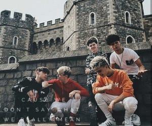 boyband, boys, and cutie image