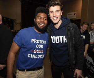 shawn mendes, khalid, and boy image