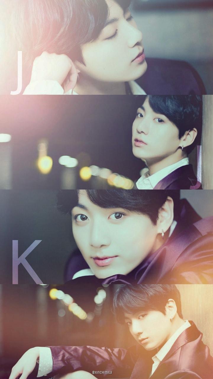 Bts Wallpaper Lock Screen Jeon Jungkook On We Heart It