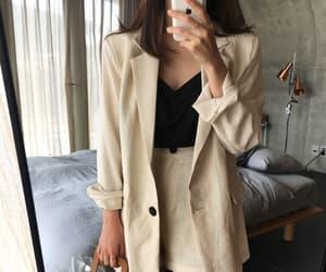 clothes, fashion, and korean fashion image