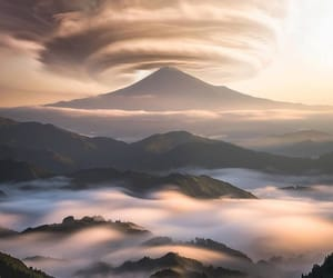 belleza, cielo, and nubes image