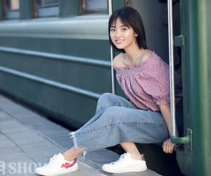 actress, chinese girl, and meteor garden image