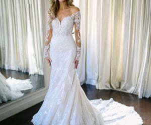 atelier, bride, and dress image