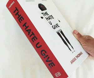 starr, angie thomas, and the hate u give image