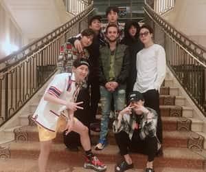 jin, k-pop, and bangtan image