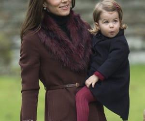 kate middleton, royal, and princess charlotte image