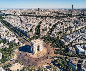 article, champs elysees, and city image