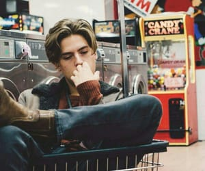boy, cole sprouse, and riverdale image