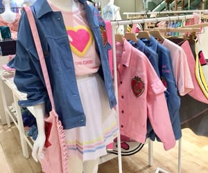 kawaii, outfits, and pastel image