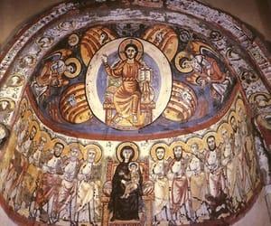 arte, pintura, and bizantino image