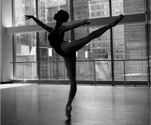 balance, beauty, and dancer image