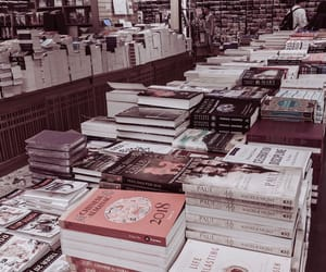 books, tumblr, and bookstore image
