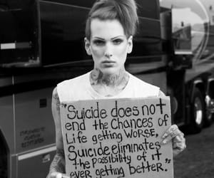 jeffree star, suicide, and depression image