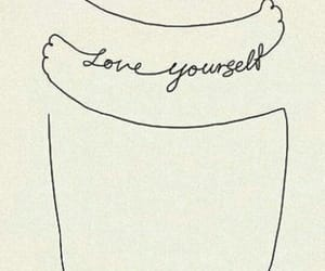 love yourself, quotes, and yourself image