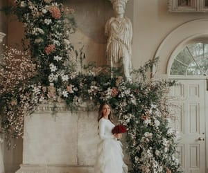 beautiful, vintage, and wedding image