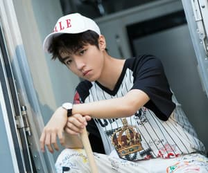 actor, baseball, and handsome image
