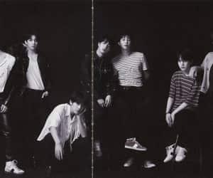 jin, bangtan, and yoongi image