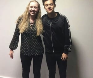 fan, styles, and harry image