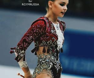 clubs, rhythmic gymnastics, and arina averina image