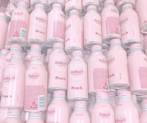 pink, kawaii, and milk image