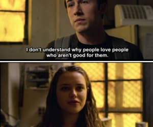 hannah baker, clay jensen, and quotes image