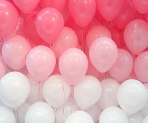 aesthetic, birthday, and baby pink image