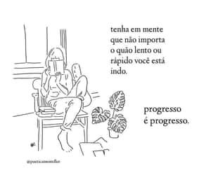 frase, progresso, and mente image