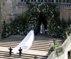 dress, ring, and meghan image