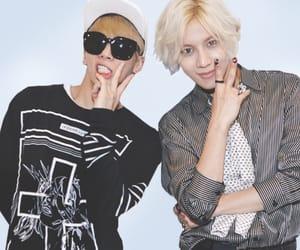 SHINee, kim jonghyun, and hyunmin image