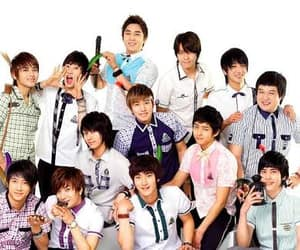 debut, Leeteuk, and ryeowook image