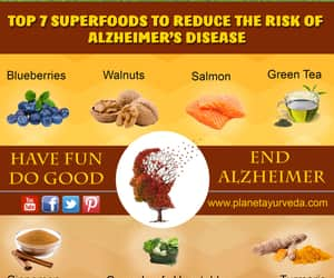 alzheimer and superfoods image