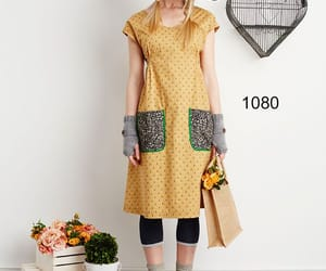 dress, kleid, and anleitung image