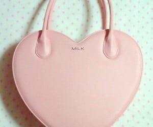 kawaii, purse, and strawberry image
