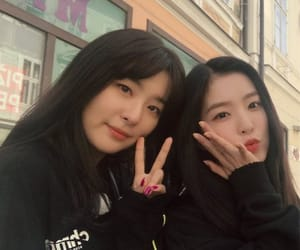 red velvet, irene, and seulgi image