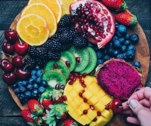 delicious and FRUiTS image