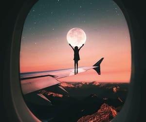 amazing, flight, and photos image