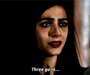 gif, alec lightwood, and isabelle lightwood image