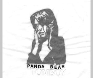 album art, album covers, and panda bear image