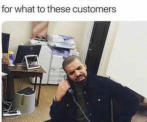 Drake, funny, and life image