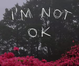 sad, ok, and not image
